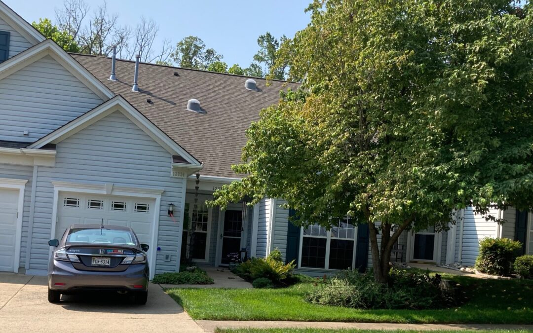 Active Adult Community Solar townhome